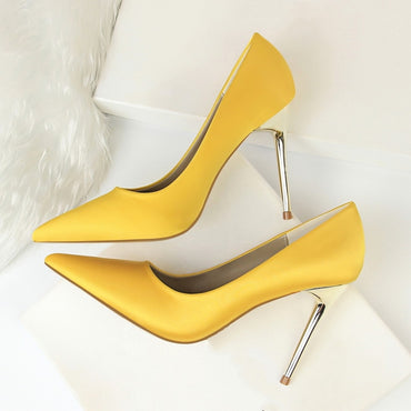 Elegant Thin High Heel Pumps