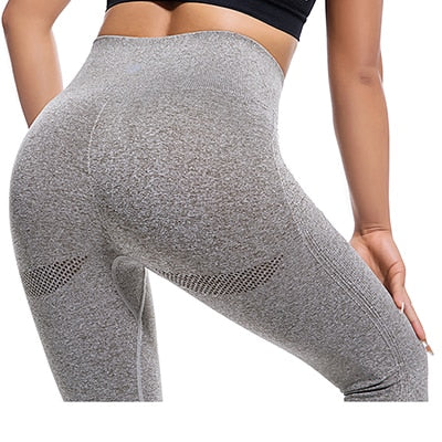 Control Workout Seamless Yoga Leggings