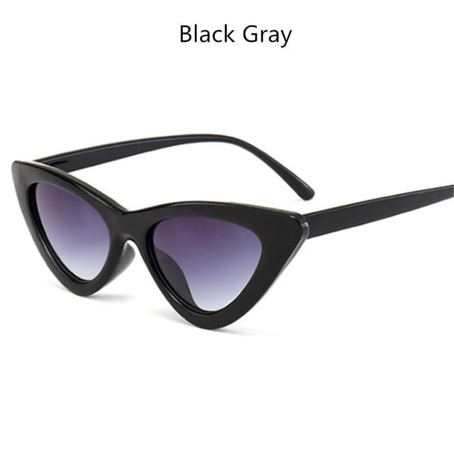 Retro Cat Eye Vintage Sunglasses