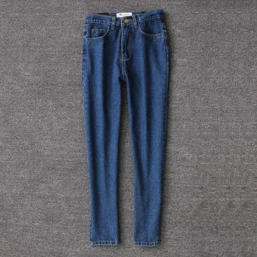 High Waisted jeans Vintage Denim pants