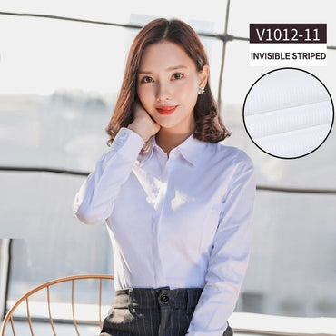 Office Social Shirts Women Blouse