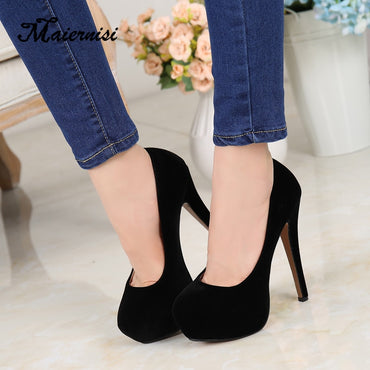 Night Club Super High Heels shoes