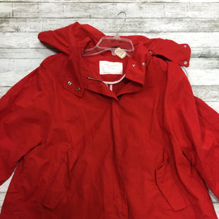Primary Photo - BRAND: ZARA WOMEN STYLE: JACKET OUTDOOR COLOR: RED SIZE: XS SKU: 127-2767-82989