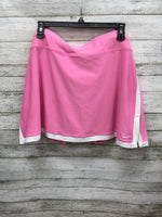 Primary Photo - BRAND: NIKE , STYLE: ATHLETIC SKIRT SKORT , COLOR: PINK , SIZE: 1X , SKU: 127-4008-5041