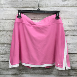 Primary Photo - BRAND: NIKE STYLE: ATHLETIC SKIRT SKORT COLOR: PINK SIZE: 1X SKU: 127-4008-5041