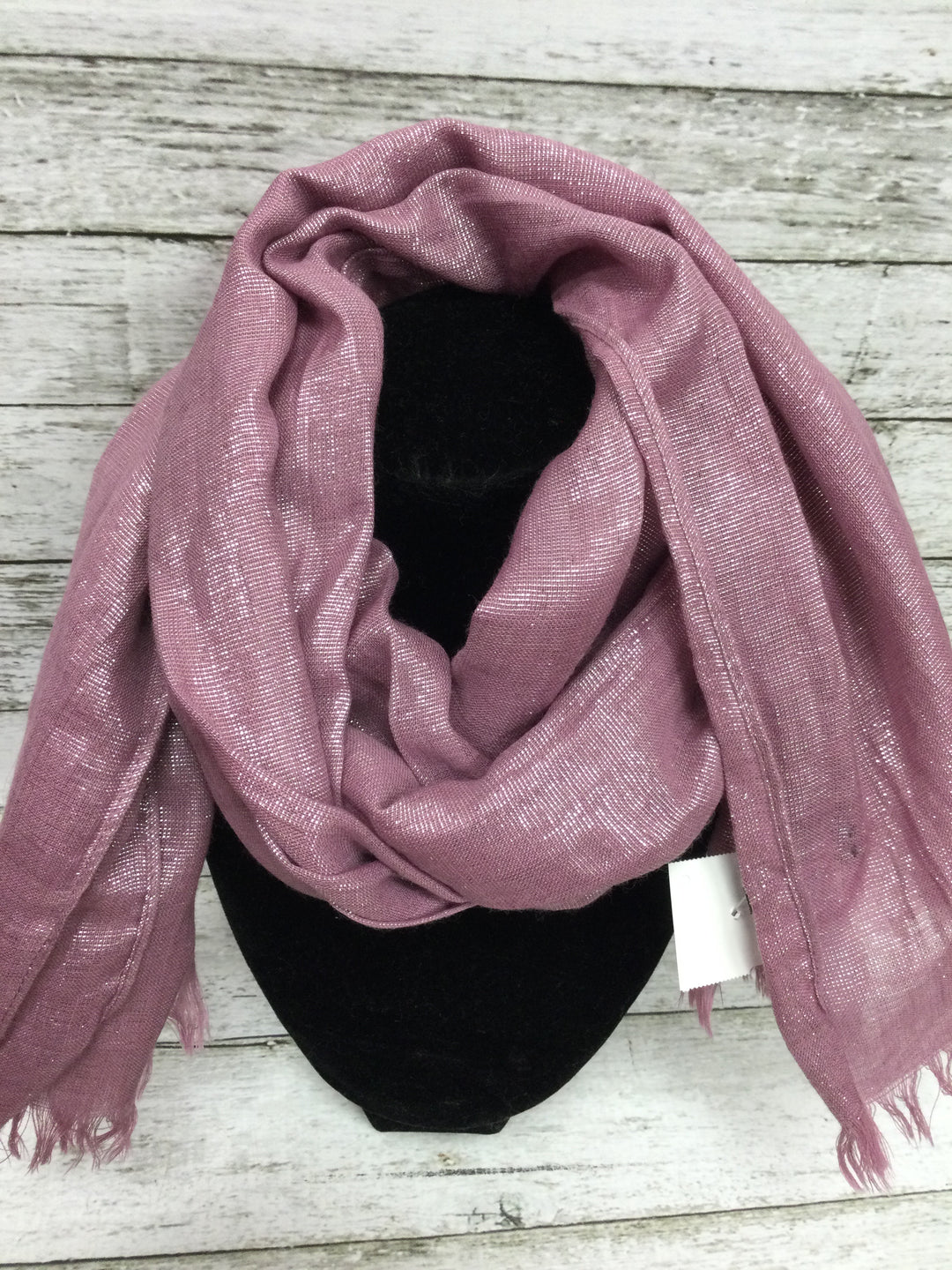 Primary Photo - brand: j crew , style: scarf , color: rose , sku: 127-4876-13641
