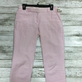 Primary Photo - BRAND: J CREW STYLE: ANKLE PANT COLOR: PINSTRIPE SIZE: 0 SKU: 127-4008-9569