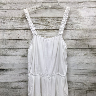 Primary Photo - BRAND: EXPRESS STYLE: JUMPSUIT COLOR: WHITE SIZE: M SKU: 127-4169-34374