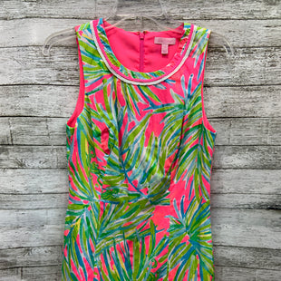 Primary Photo - BRAND: LILLY PULITZER STYLE: DRESS SHORT SLEEVELESS COLOR: PINK SIZE: 4 SKU: 127-4942-4164