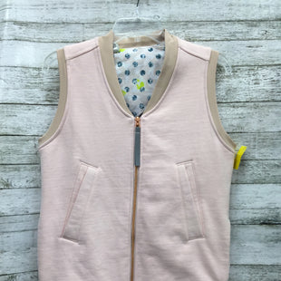 Primary Photo - BRAND: LULULEMON STYLE: VEST COLOR: PEACH SIZE: M SKU: 127-4876-5046
