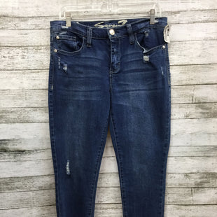 "Primary Photo - BRAND: SEVEN 7 STYLE: JEANS COLOR: DENIM SIZE: 6 SKU: 127-4169-30725""SKINNY EASY FIT"" BY SEVEN 7."