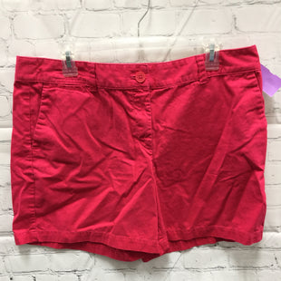 Primary Photo - BRAND: ANN TAYLOR LOFT O STYLE: SHORTS COLOR: RASPBERRY SIZE: 12 SKU: 127-3371-46719