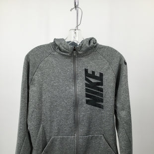 Primary Photo - BRAND: NIKE STYLE: ATHLETIC JACKET COLOR: GREY SIZE: XL SKU: 127-4942-4032