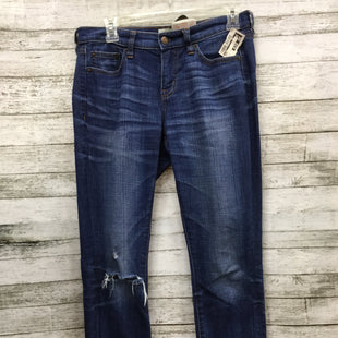 Primary Photo - BRAND: J CREW STYLE: JEANS COLOR: DENIM SIZE: 0 SKU: 127-3366-7380J CREW STRETCH. 25 IN WAIST.