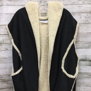 Primary Photo - BRAND: HUE STYLE: SWEATER CARDIGAN HEAVYWEIGHT COLOR: BLACK SIZE: L SKU: 127-4559-16668