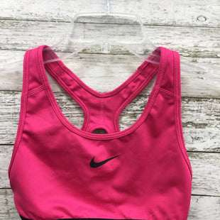 Primary Photo - BRAND: NIKE APPAREL STYLE: ATHLETIC BRA COLOR: PINK SIZE: S SKU: 127-4876-10818