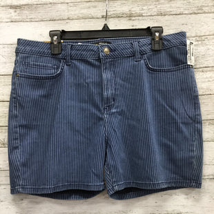 Primary Photo - BRAND: LEE STYLE: SHORTS COLOR: STRIPED SIZE: 16 OTHER INFO: NEW! SKU: 127-3371-46924NEW WITH TAGS LEE SHORTS.