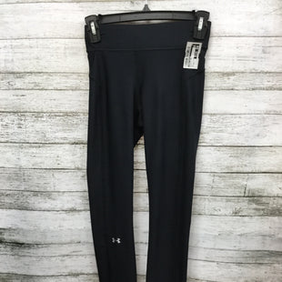 Primary Photo - BRAND: UNDER ARMOUR STYLE: ATHLETIC PANTS COLOR: BLACK SIZE: XS SKU: 127-2767-89100