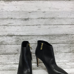 Primary Photo - BRAND: KENNETH COLE STYLE: SHOES HIGH HEEL COLOR: BLACK SIZE: 6 OTHER INFO: NEW! SKU: 127-4954-4481POINTED TOE HEELED BOOTIES!