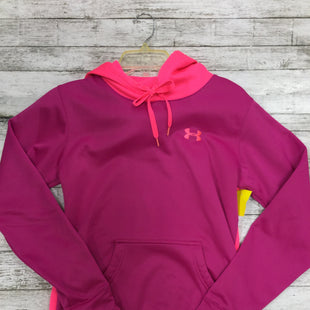 Primary Photo - BRAND: UNDER ARMOUR STYLE: SWEATSHIRT HOODIE COLOR: HOT PINK SIZE: XS SKU: 127-3371-39828