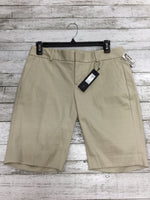 Photo #1 - BRAND: BANANA REPUBLIC <BR>STYLE: SHORTS <BR>COLOR: TAN <BR>SIZE: 0 <BR>OTHER INFO: NEW! <BR>SKU: 127-2767-82749