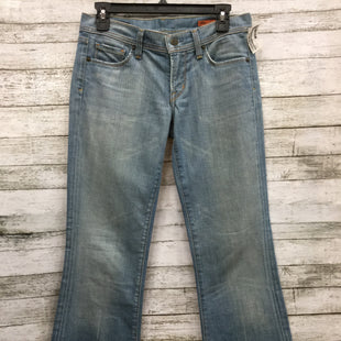 Primary Photo - BRAND: CITIZENS OF HUMANITY STYLE: JEANS COLOR: DENIM SIZE: 4 SKU: 127-4931-179LOW WAIST FLAIR JEANS.
