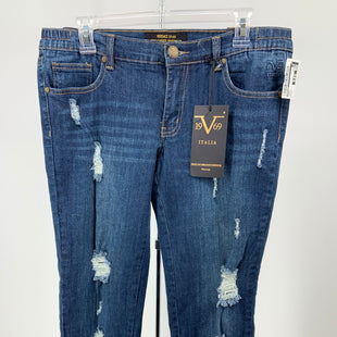 Primary Photo - BRAND: VERSACE STYLE: JEANS COLOR: DENIM SIZE: 8 OTHER INFO: NEW! 29 SKU: 127-3371-48720