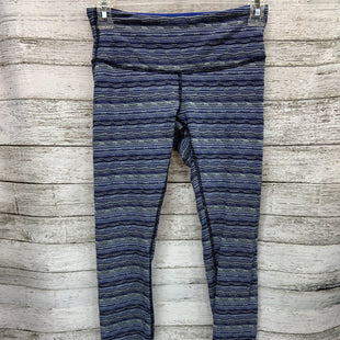 Primary Photo - BRAND: LULULEMON STYLE: ATHLETIC PANTS COLOR: BLUE SIZE: 4 SKU: 127-4169-37020