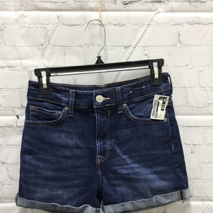Primary Photo - BRAND: EXPRESS STYLE: SHORTS COLOR: DENIM SIZE: 0 SKU: 127-4954-4758