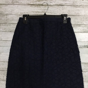 Primary Photo - BRAND: TALBOTS STYLE: SKIRT COLOR: BLUE SIZE: 2PETITE OTHER INFO: NEW! SKU: 127-3371-37170