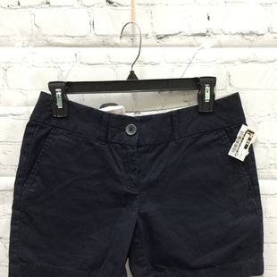 Primary Photo - BRAND: ANN TAYLOR LOFT O STYLE: SHORTS COLOR: NAVY SIZE: 0 SKU: 127-4559-12136