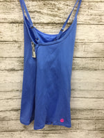 Photo #1 - BRAND: LILLY PULITZER <BR>STYLE: TANK BASIC CAMI <BR>COLOR: BLUE <BR>SIZE: XS <BR>SKU: 127-3371-45897