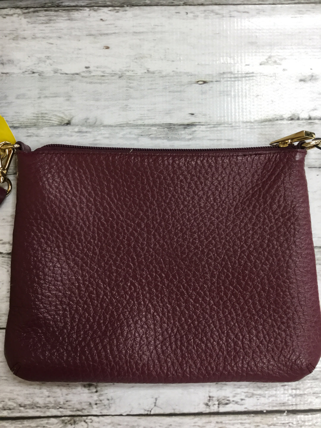 Photo #1 - BRAND: LODIS , STYLE: WRISTLET , COLOR: MAROON , SKU: 127-3371-43297