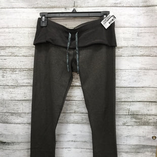 Primary Photo - BRAND: LULULEMON STYLE: ATHLETIC CAPRIS COLOR: BROWN SIZE: 4 SKU: 127-4876-8502