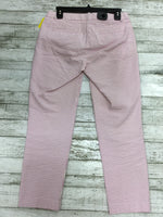 Photo #1 - BRAND: J CREW <BR>STYLE: ANKLE PANT <BR>COLOR: PINSTRIPE <BR>SIZE: 0 <BR>SKU: 127-4008-9569