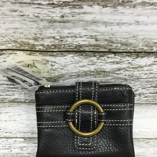 Primary Photo - BRAND: FOSSIL STYLE: WALLET COLOR: BLACK SIZE: SMALL SKU: 127-4876-7818FOSSIL WALLET IN VERY GOOD CONDITION WITH LITTLE TO NO WEAR.