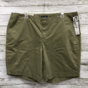 "Primary Photo - BRAND: GAP O STYLE: SHORTS COLOR: OLIVE SIZE: 16 OTHER INFO: NEW! SKU: 127-4954-5609NEW WITH TAGS GAP ""HADLEY"" SHORTS."