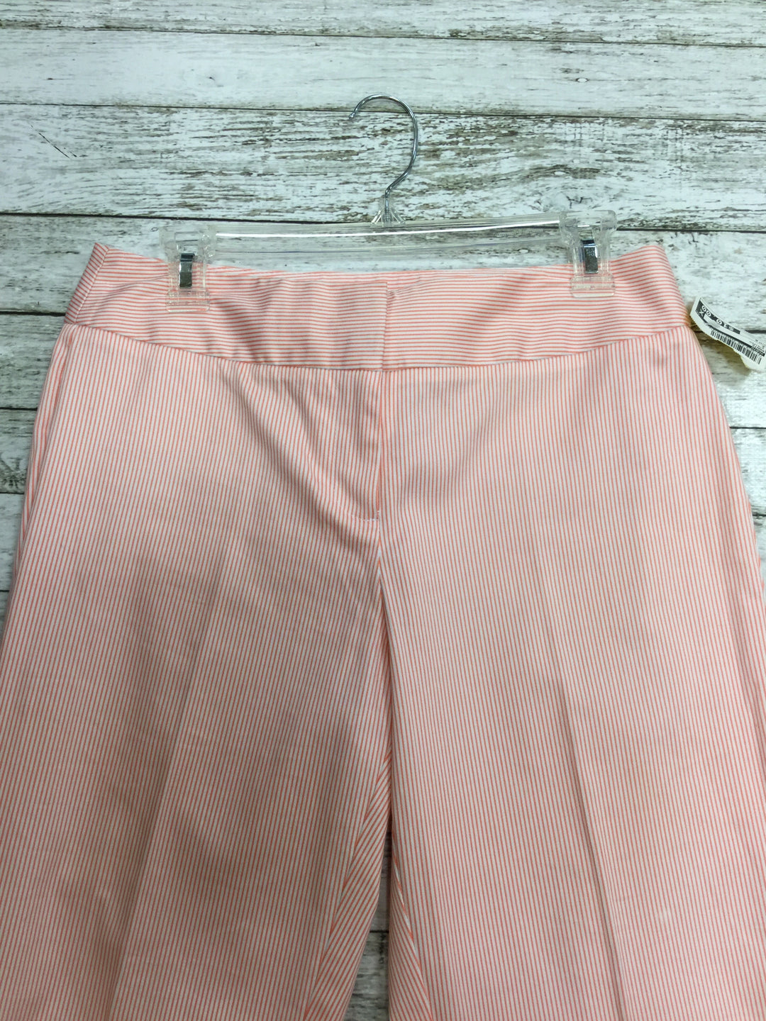 Photo #1 - BRAND: CATO <BR>STYLE: PANTS <BR>COLOR: STRIPED <BR>SIZE: 8 <BR>SKU: 127-2919-6