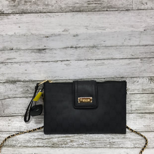 Primary Photo - BRAND: BEBE STYLE: HANDBAG COLOR: BLACK SIZE: MEDIUM SKU: 127-4876-2427THIS CROSSBODY BY BEBE IS IN GOOD CONDITION. IT LOOKS AS IF IT HAS NOT BEEN USED MUCH.