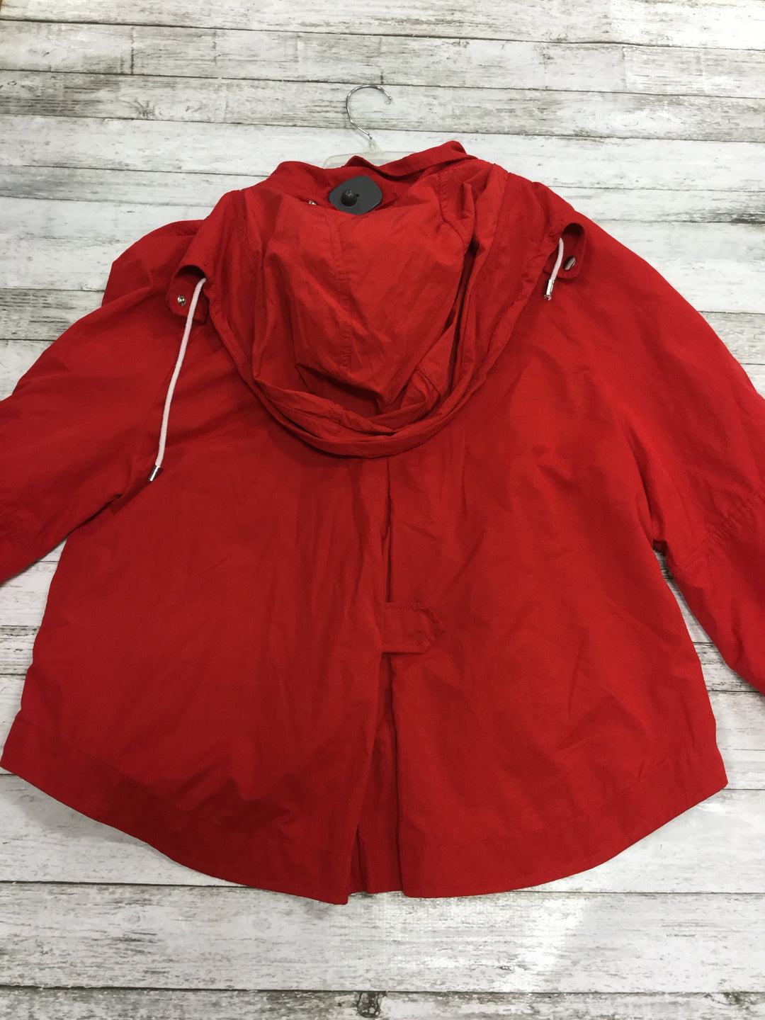 Photo #1 - BRAND: ZARA WOMEN , STYLE: JACKET OUTDOOR , COLOR: RED , SIZE: XS , SKU: 127-2767-82989
