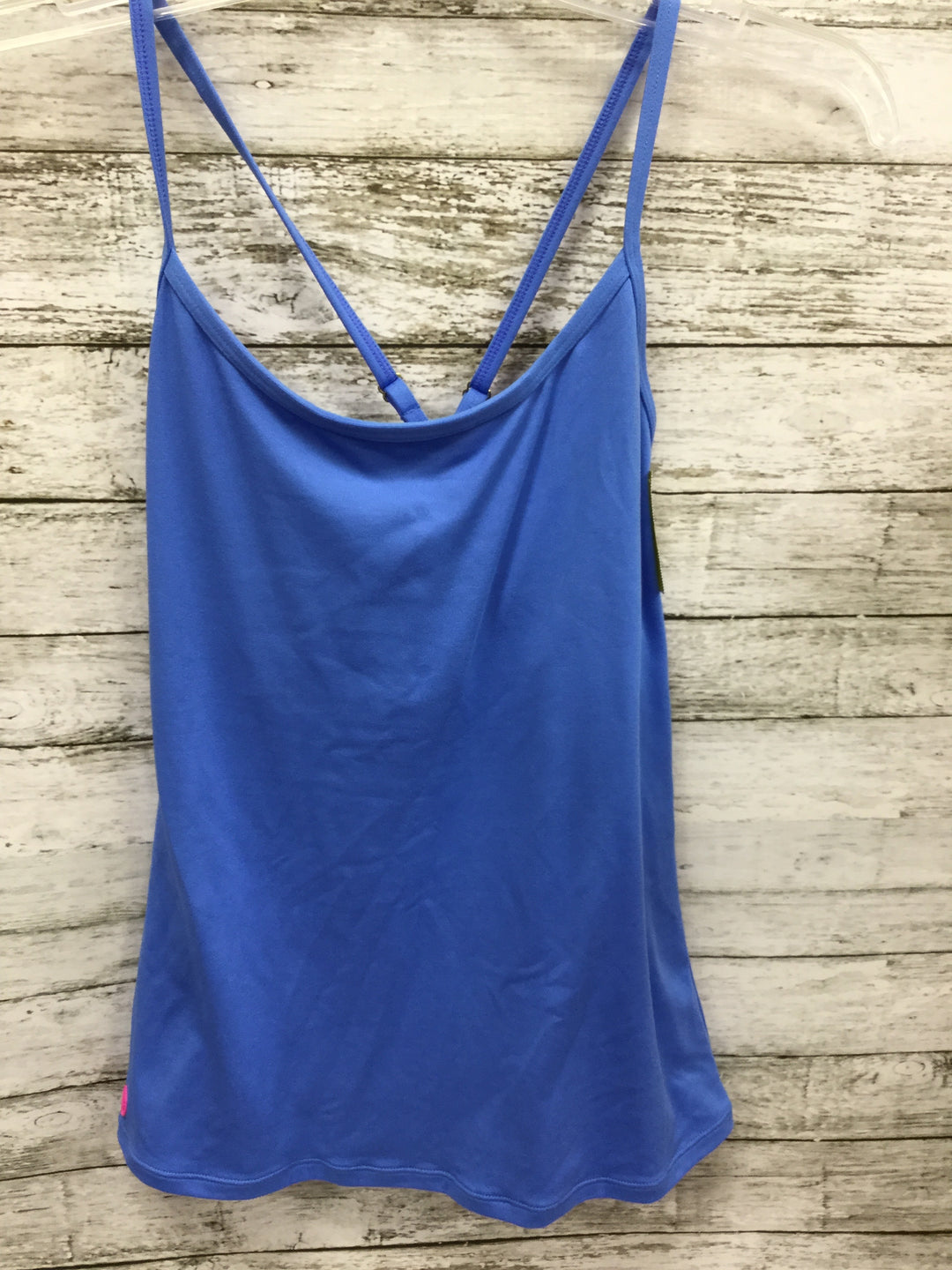 Primary Photo - BRAND: LILLY PULITZER <BR>STYLE: TANK BASIC CAMI <BR>COLOR: BLUE <BR>SIZE: XS <BR>SKU: 127-3371-45897