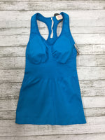 Primary Photo - BRAND: LULULEMON , STYLE: ATHLETIC TANK TOP , COLOR: ROYAL BLUE , SIZE: S , SKU: 127-4876-5099