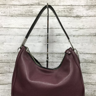 Primary Photo - BRAND: MARC BY MARC JACOBS STYLE: HANDBAG DESIGNER COLOR: BURGUNDY SIZE: LARGE SKU: 127-4876-11399