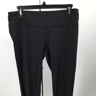 Primary Photo - BRAND: LULULEMON STYLE: ATHLETIC CAPRIS COLOR: BLACK SIZE: 10 SKU: 127-4169-36086