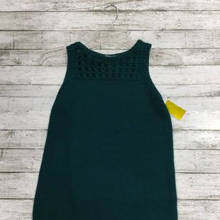 Primary Photo - BRAND: ANN TAYLOR LOFT STYLE: SWEATER COLOR: GREEN SIZE: S SKU: 127-4072-1750