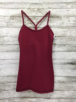 Primary Photo - BRAND: LULULEMON , STYLE: ATHLETIC TANK TOP , COLOR: STRIPED , SIZE: S , SKU: 127-3371-47965