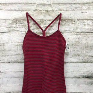 Primary Photo - BRAND: LULULEMON STYLE: ATHLETIC TANK TOP COLOR: STRIPED SIZE: S SKU: 127-3371-47965