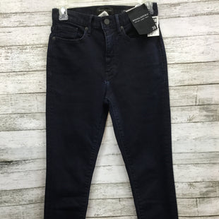 Primary Photo - BRAND: BANANA REPUBLIC STYLE: JEANS COLOR: DENIM SIZE: 0 OTHER INFO: NEW! SKU: 127-4954-4755NEW WITH TAGS, HIGH RISE, SKINNY, ANKLE JEANS.