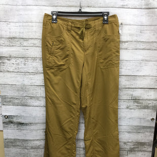Primary Photo - BRAND: NORTHFACE STYLE: ATHLETIC PANTS COLOR: KHAKI SIZE: 6 SKU: 125-2919-1657