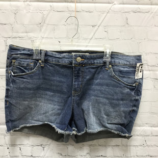Primary Photo - BRAND: TORRID STYLE: SHORTS COLOR: DENIM SIZE: 20 SKU: 127-3371-47140